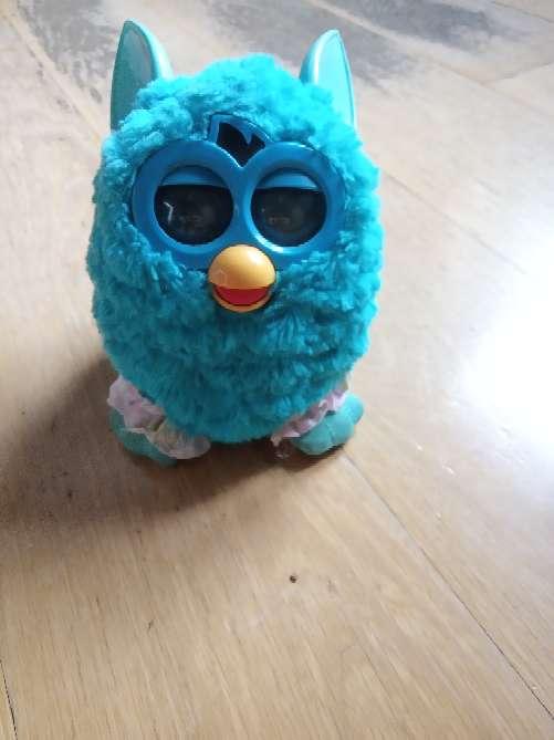 Imagen Furby azul