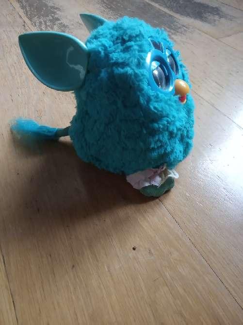 Imagen producto Furby azul 3