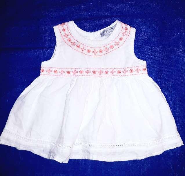 Imagen producto Blusa doble bebé, 6m.  1