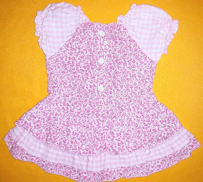 Imagen producto Vestido vestir bebé, 3m.  2