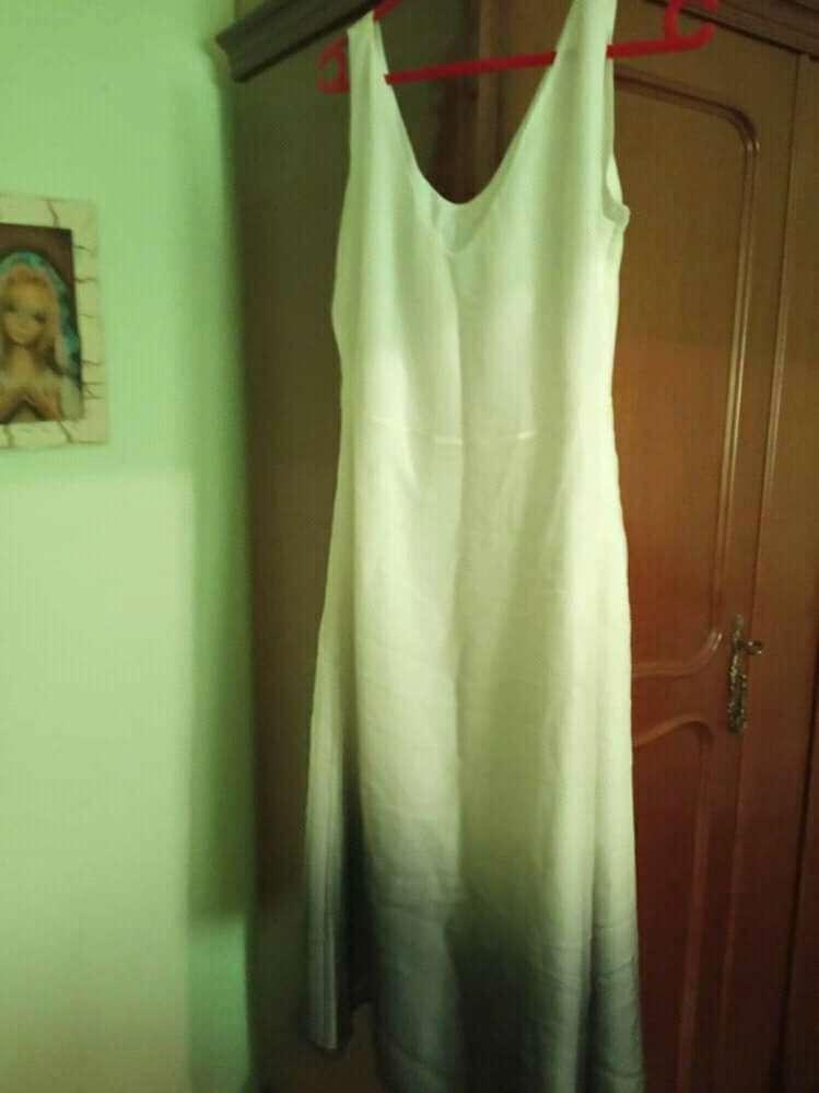 Imagen vestido seda