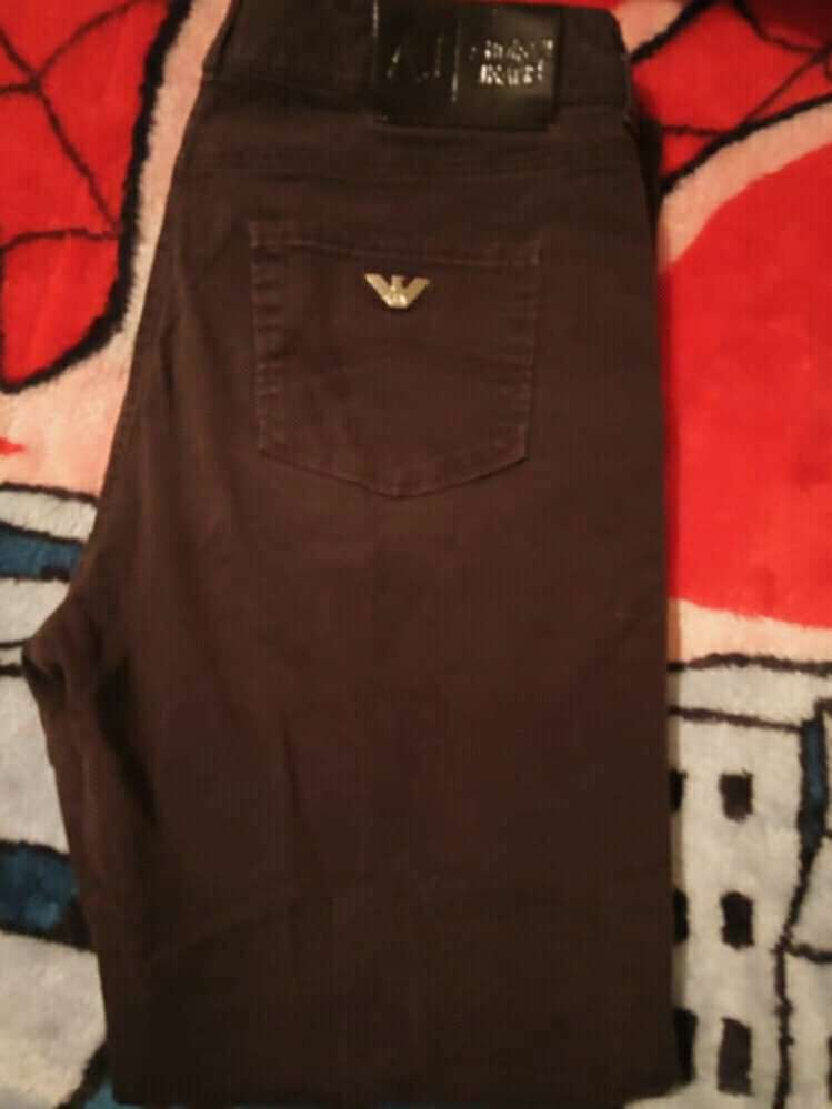 Imagen producto Pantalon marrón  2