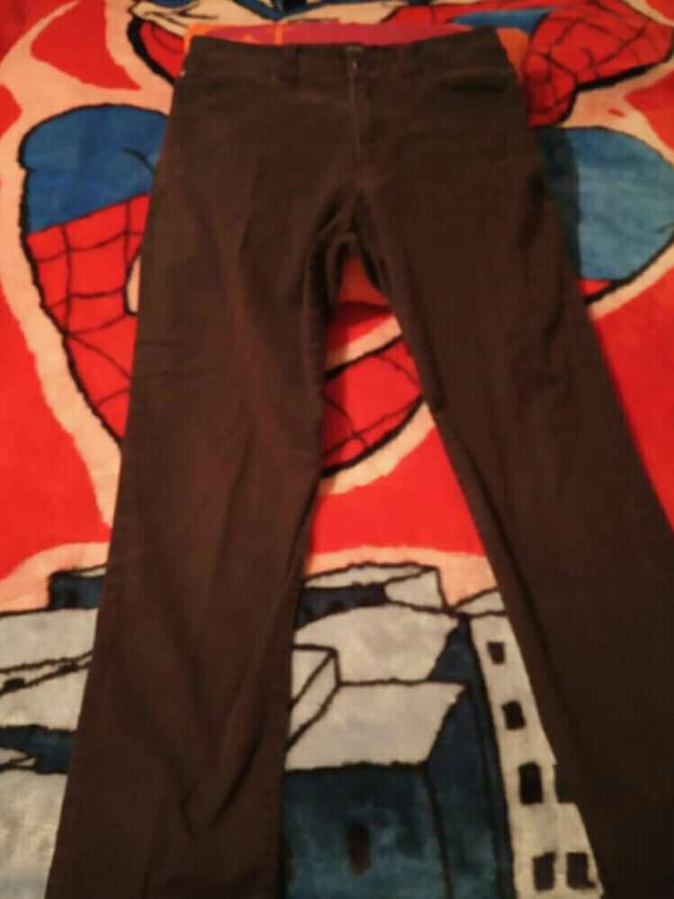 Imagen pantalon marrón