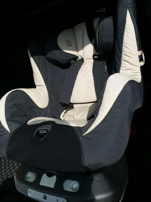 Imagen producto Silla para automóvil Jane, grupo de 1,2...Isofix  3