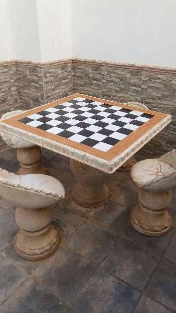 Imagen producto Mesa y 4 sillas  3