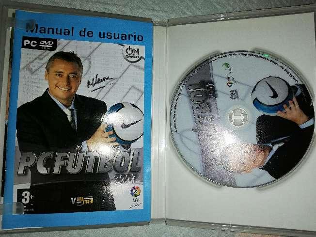 Imagen producto PC Fútbol 2007  3
