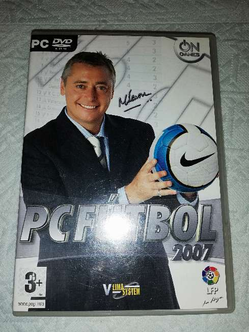 Imagen PC Fútbol 2007