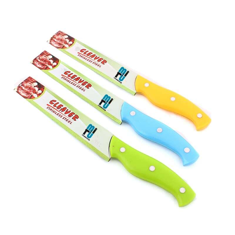 Imagen Cuchillos con mango de plástico 6