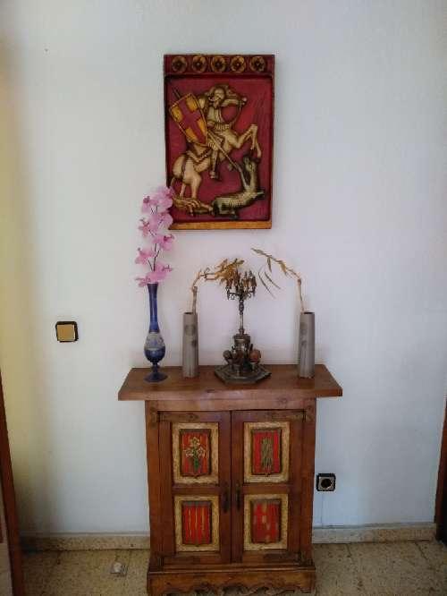 Imagen Mueble y cuadro