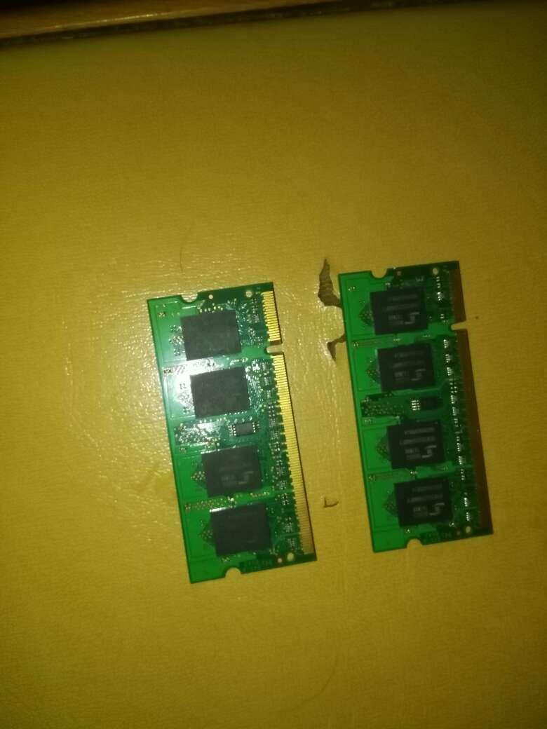 Imagen producto Memorias RAM para portátil 2