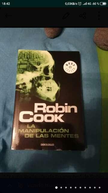 Imagen Libro de Robín Cook