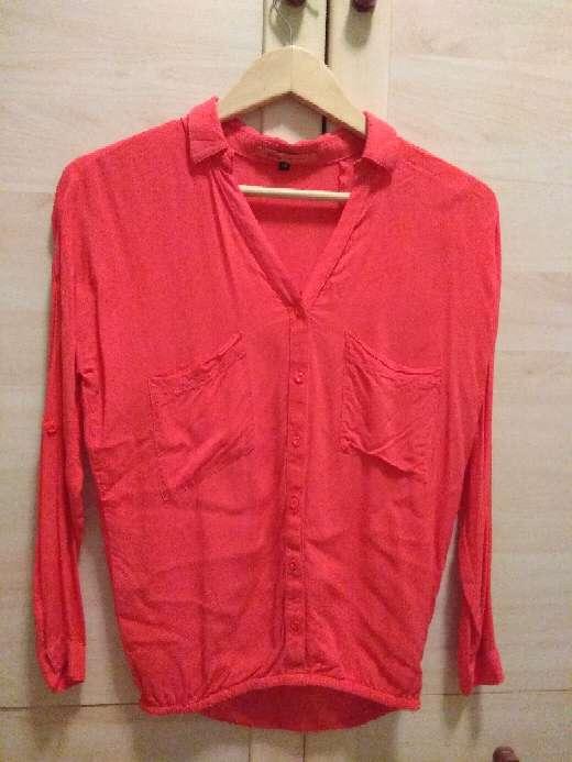 Imagen Camisa color coral-rosado