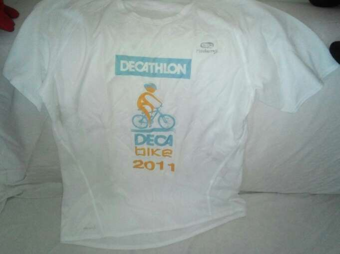 Imagen camiseta Decathlon