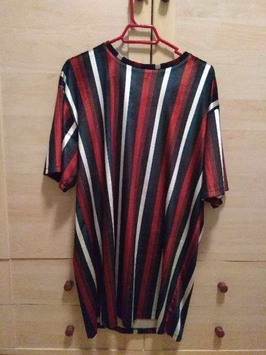 Imagen producto Vestido de rayas NUEVO CON ETIQUETA 2