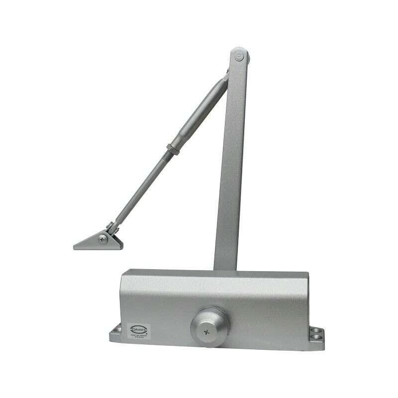 Imagen Cierrapuertas aluminio No 3 Dawh