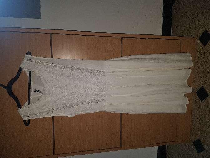 Imagen producto Vestido blanco 1