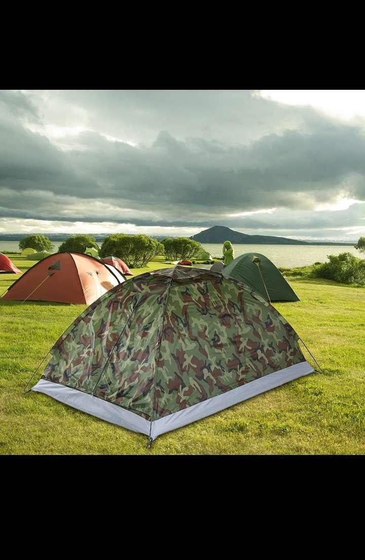Imagen producto Tienda acampada 2 personas envío 3
