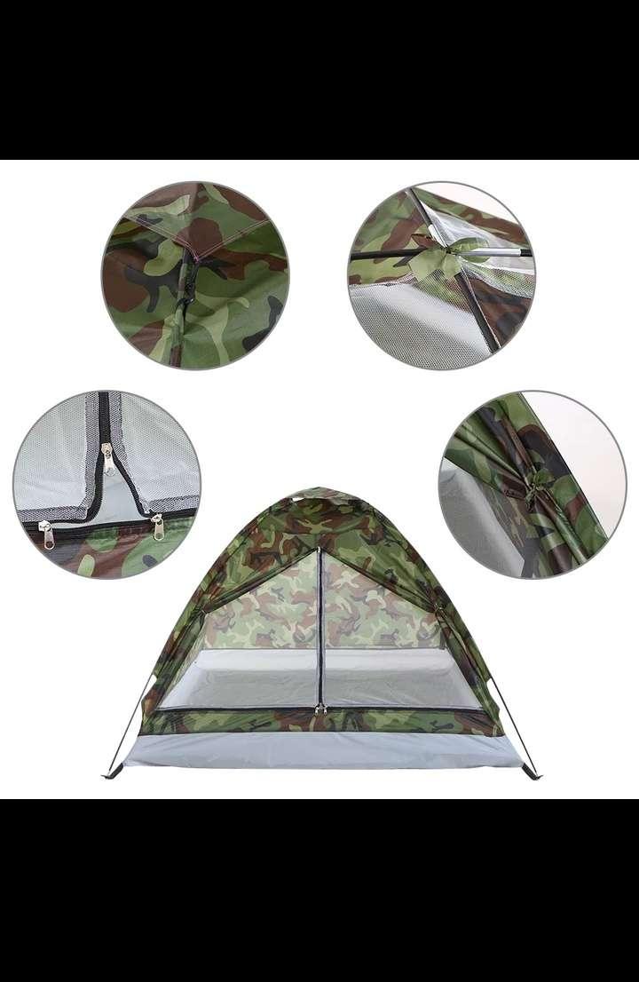 Imagen producto Tienda acampada 2 personas envío 5