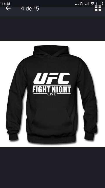 Imagen producto Sudaderas UFC Fight Night  1