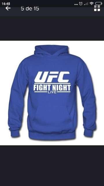 Imagen producto Sudaderas UFC Fight Night  2