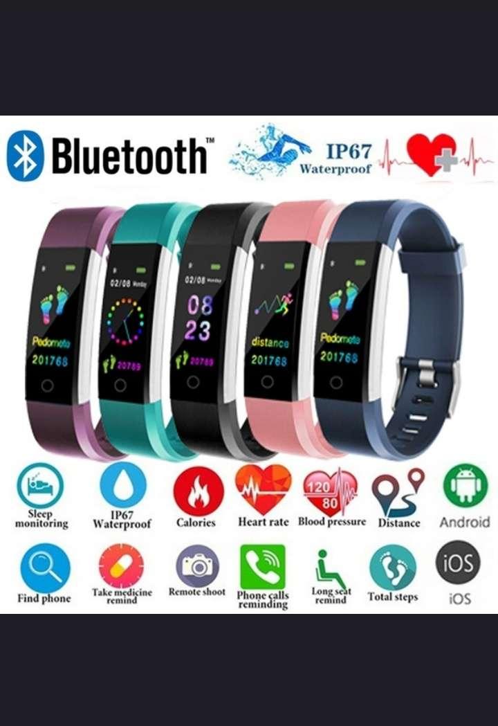 Imagen producto Pulsera inteligente smartwatch 2
