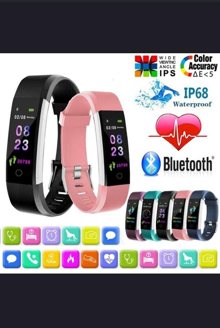 Imagen producto Pulsera inteligente smartwatch 1