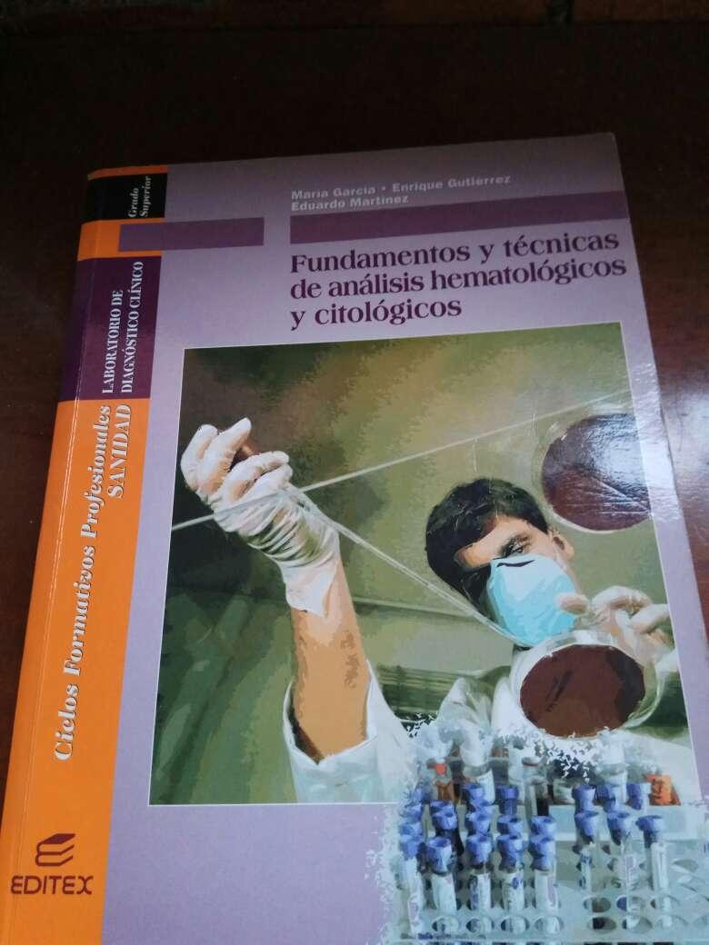 Imagen Libro de texto de hematología