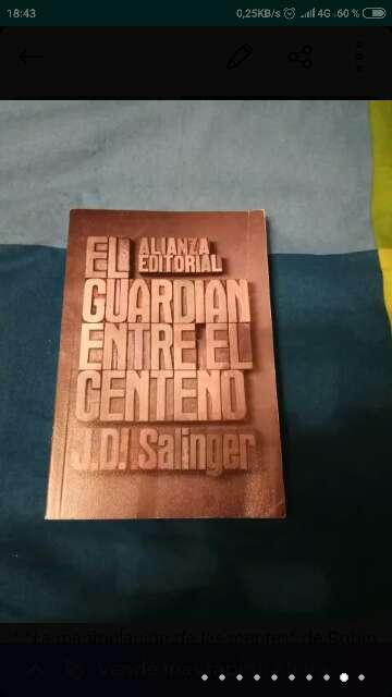 Imagen El Guardián Entre El Centeno