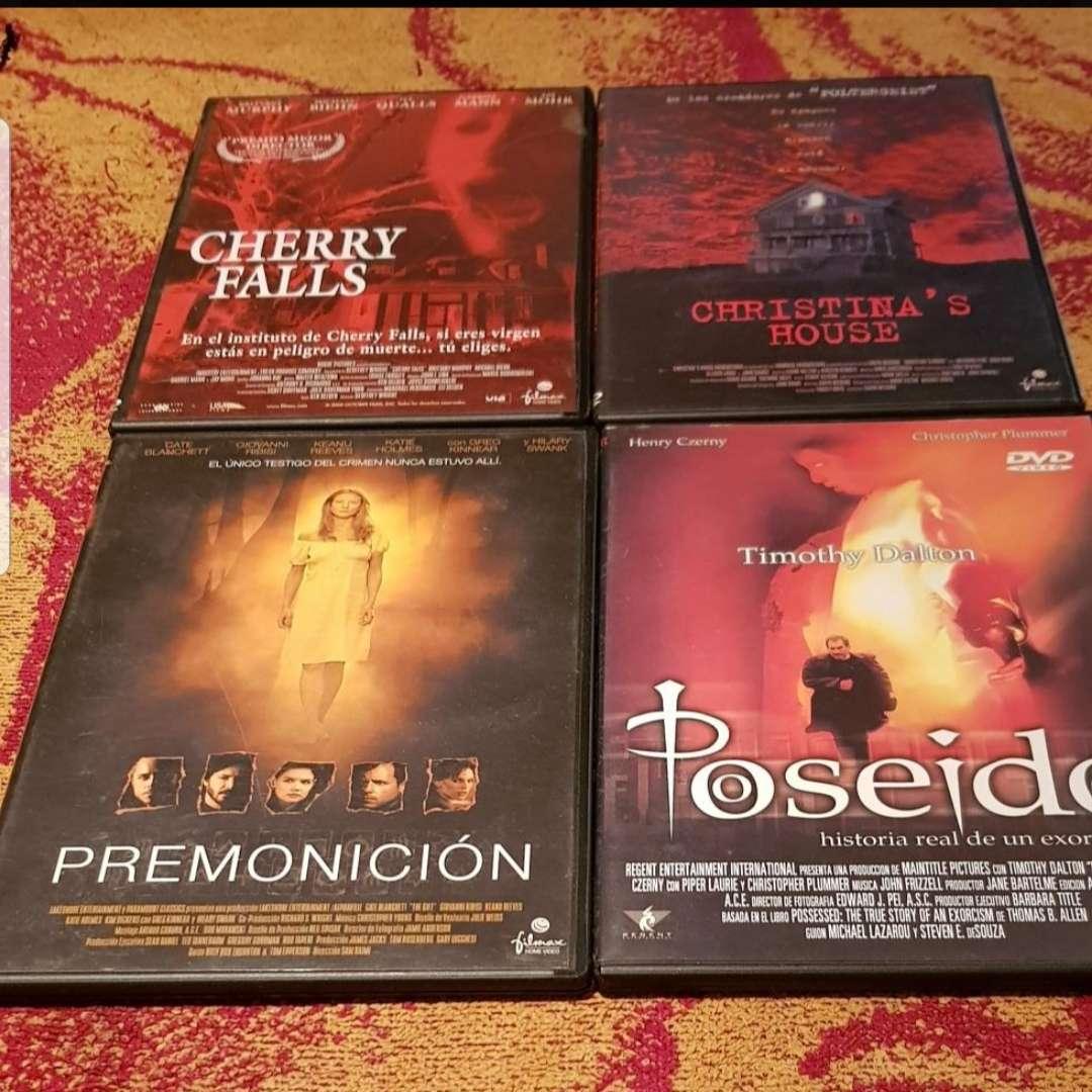 Imagen películas DVD Son originales