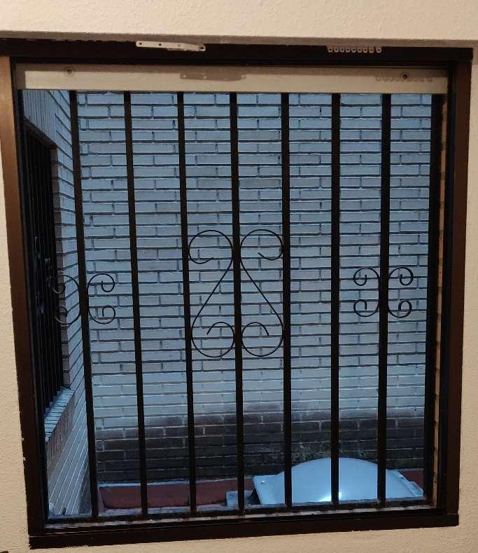 Imagen Rejas de hierro para ventana