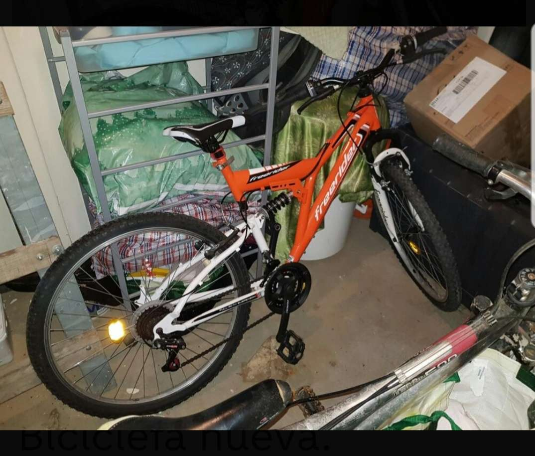 Imagen bicicleta freerider