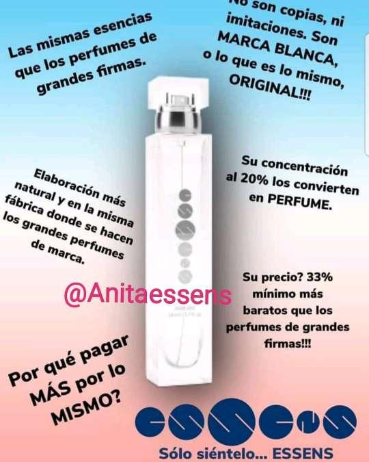 Imagen Pruébalo mismas esencias 100% perfume