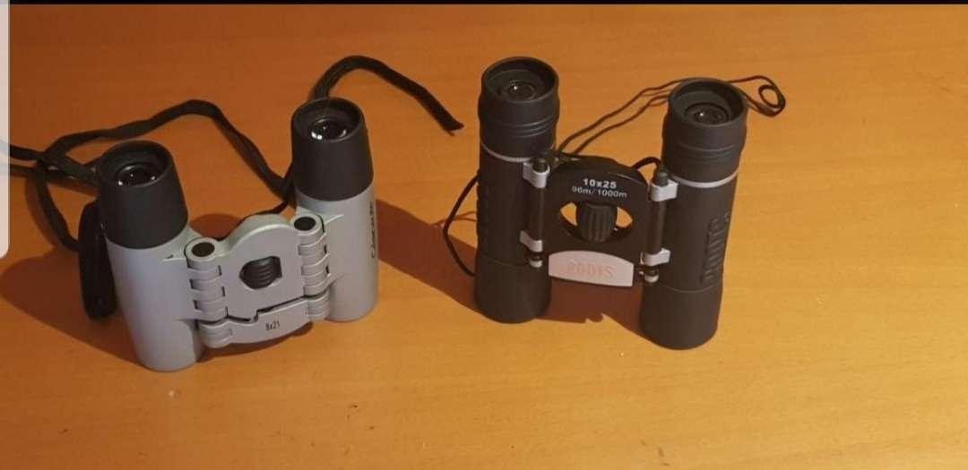 Imagen prismáticos