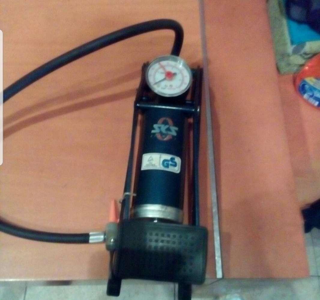 Imagen pedal manometro