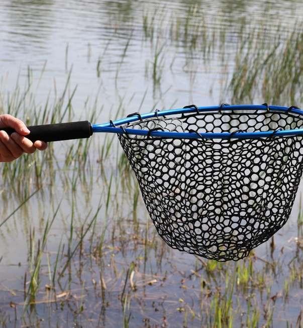 Imagen producto Sacadera aluminio pesca envío 8