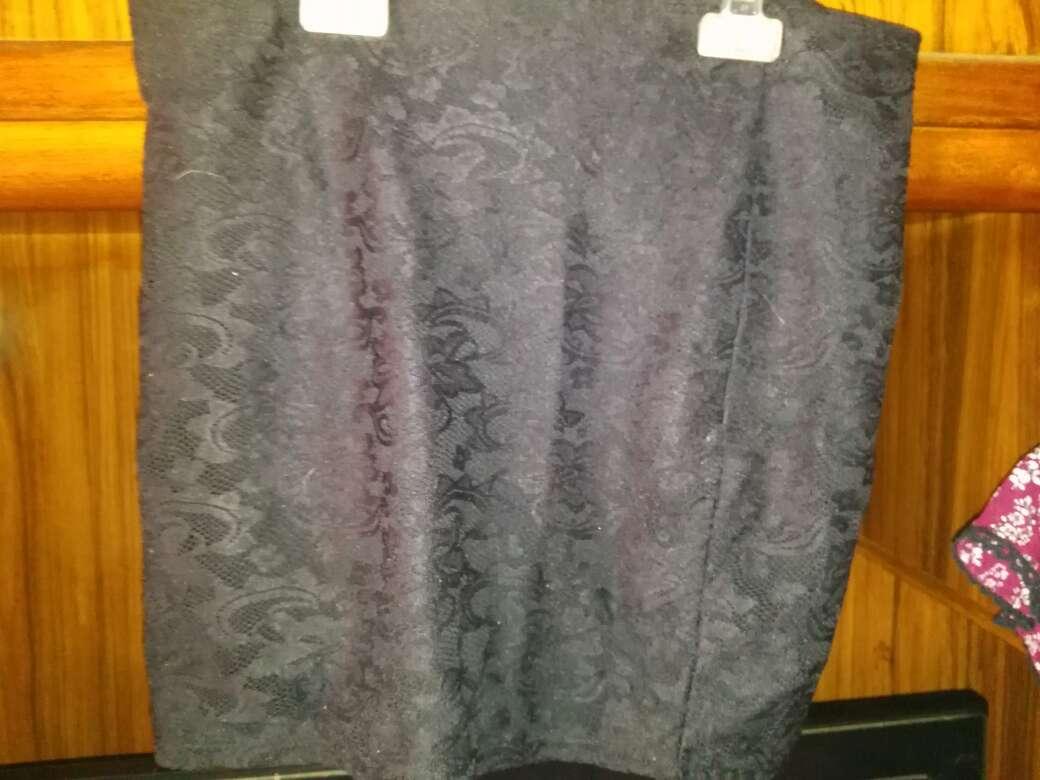 Imagen minifalda stradivarius
