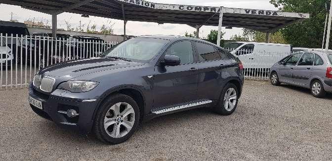 Imagen producto Vendo BMW X6 4