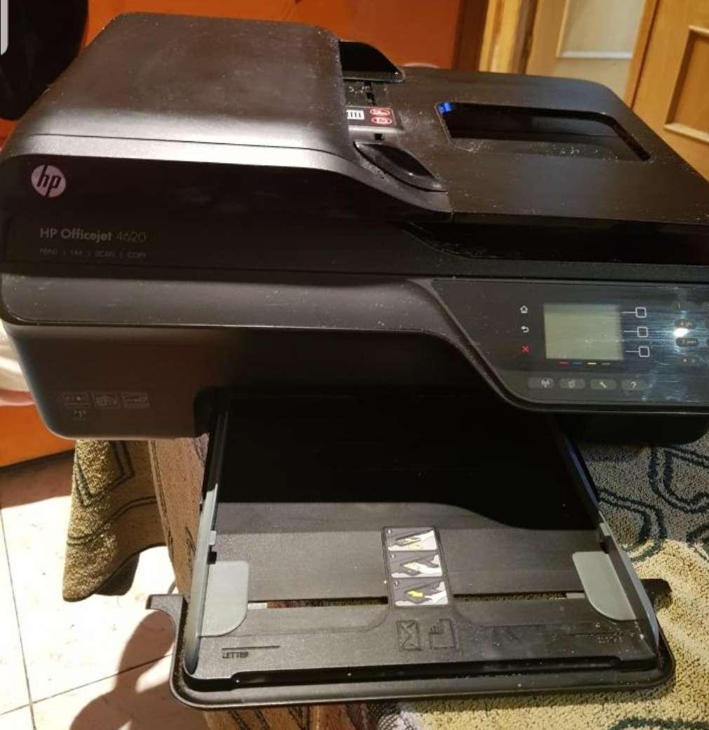 Imagen impresora HP
