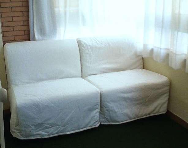 Imagen Sofa cama individual perfecto estado
