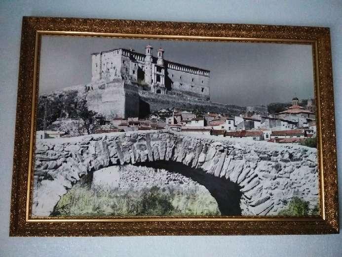 Imagen Cuadro Palacio Papa Luna
