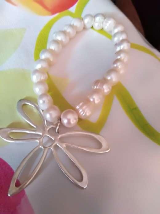 Imagen PULSERA de perlas.