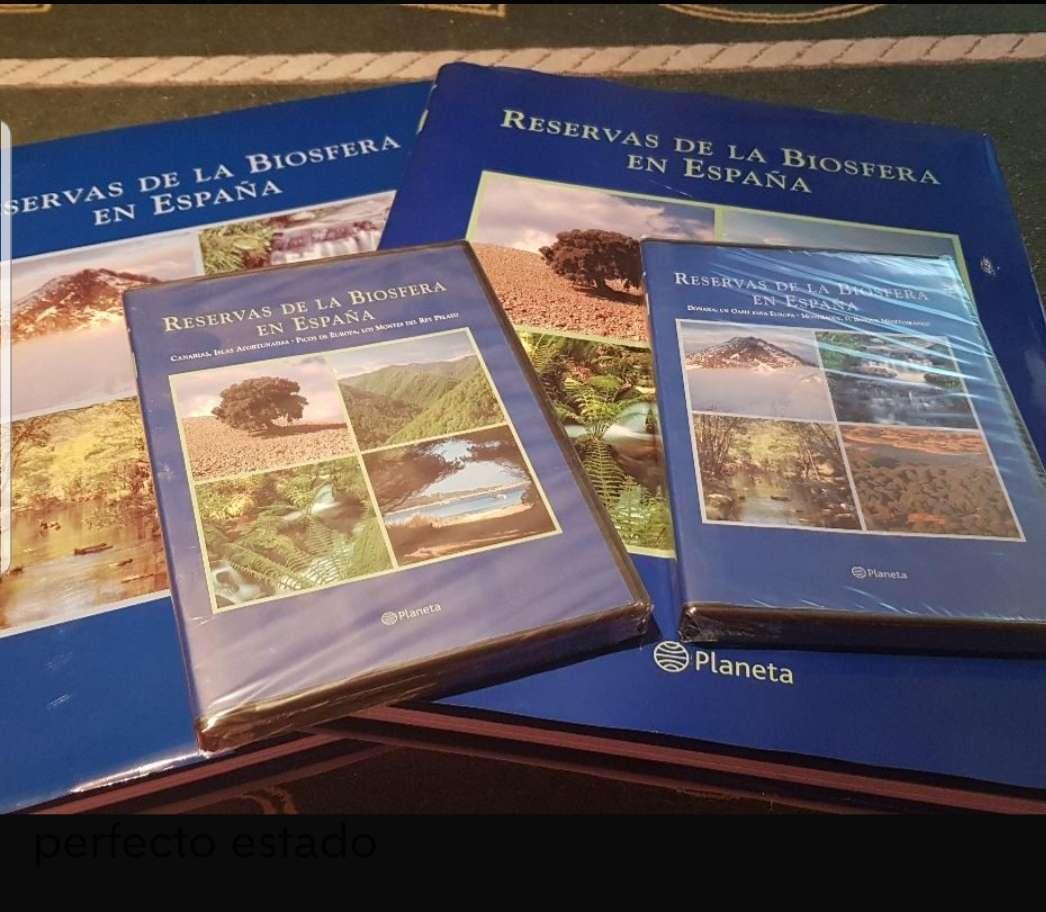 Imagen reserva de la Biosfera en España