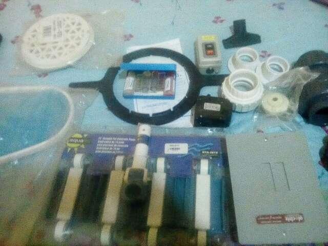 Imagen producto Vendo bomba para piscina 9,000quetzales negociable tel 41449772 3