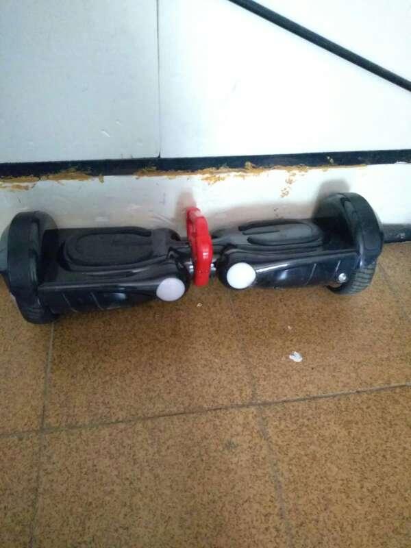 Imagen patinete eléctrico
