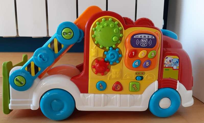 Imagen Camion y coches Tut Tut Bolidos