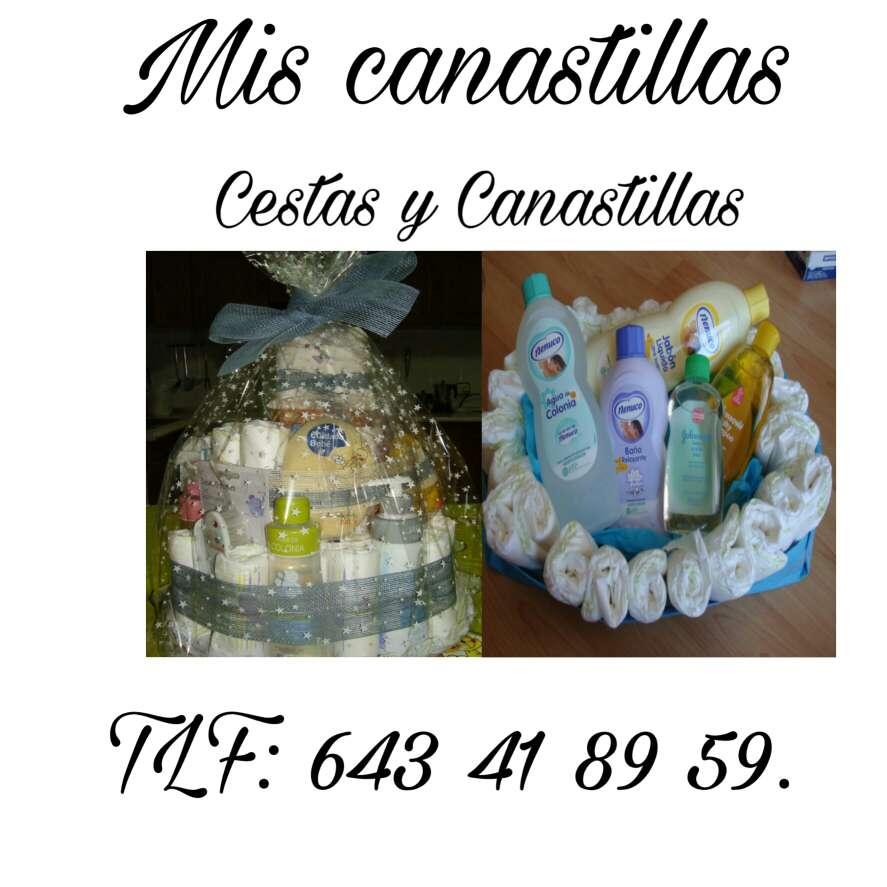 Imagen producto Cestas y tartas de pañales 2