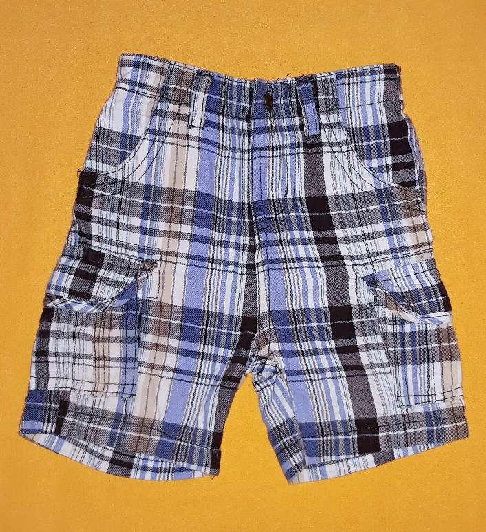 Imagen Pantalón corto bebé, 9-12m.