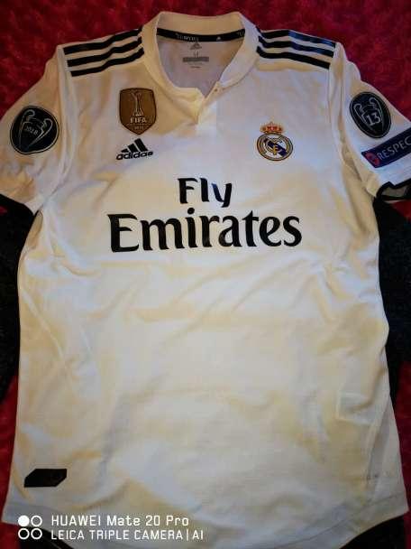 Imagen Se vende camiseta Adidas Real Madrid Nueva!!
