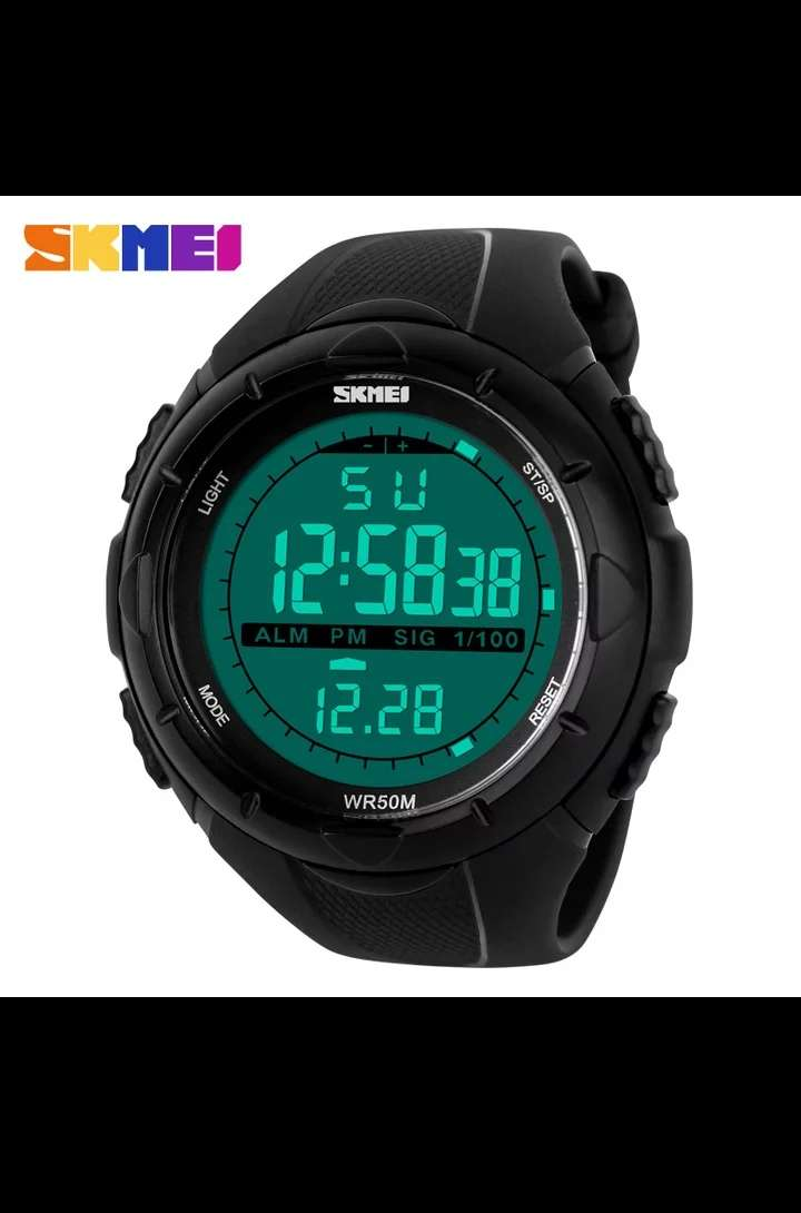 Imagen producto Reloj militar SKMEI envío 1