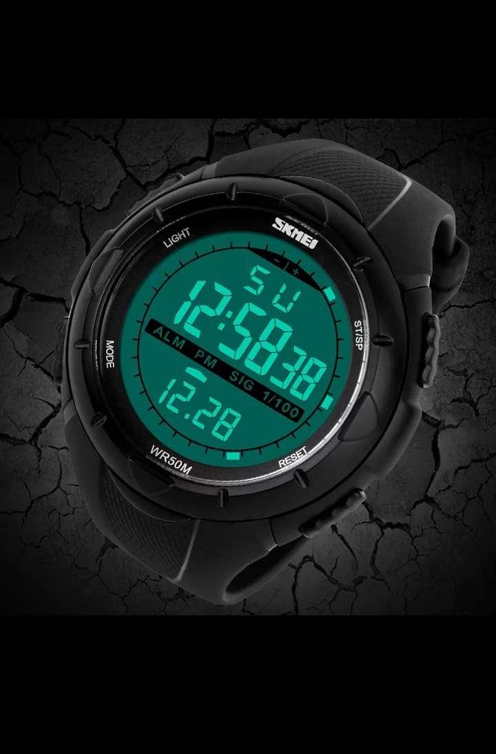 Imagen producto Reloj militar SKMEI envío 4